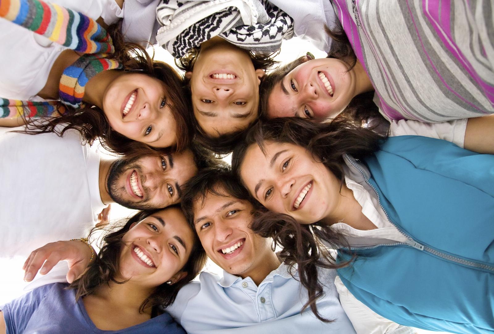 Студенты в озере 25 фотография